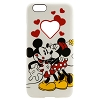 Disney iPhone 6 Case - Mickey and Minnie Mouse Heart Cutout