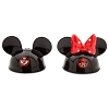 Disney Salt and Pepper Shakers - Mickey and Minnie Mouse Ear Hat