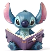 Disney Traditions by Jim Shore - Stitch with Story Book