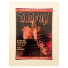 Disney Deluxe Print - Hollywood Tower Hotel - Tower Of Terror - Drop In