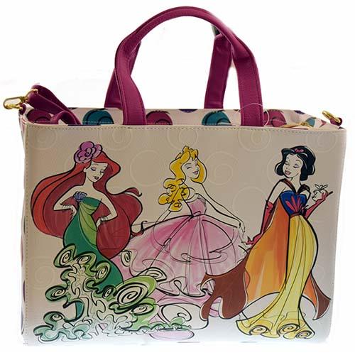 Your wdw store disney purse princess purse rapunzel ariel aurora snow white - Prinses pure ...