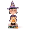 Peanuts by Jim Shore Figurine - Lucy in Witch Costume
