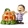 Peanuts by Jim Shore Figurine - Linus and the Great Pumpkin