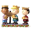 Peanuts by Jim Shore Figurine - Christmas Pageant - Three Wise Men