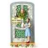 Wizard of Oz by Jim Shore Figurine - Nobody Sees the Wizard