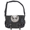 Disney Messenger Bag - Jack Skellington Face