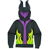 Disney LADIES Hoodie - Maleficent Costume Jacket
