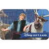 Disney Collectible Gift Card - Best Buds: Kristoff & Sven