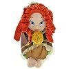 Disney Plush - Disney's Babies - Merida - Baby in Blanket