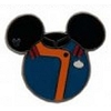 Disney Hidden Mickey Pin - 2015 A Series - Cast Costumes - Star Tours