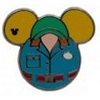 Disney Hidden Mickey Pin - 2015 A Series - Cast Costumes - Muppet Vision 3d