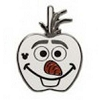 Disney Hidden Mickey Pin - 2015 A Series - Character Apples - Olaf