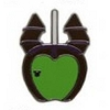 Disney Hidden Mickey Pin - 2015 A Series - Character Apples - Maleficent