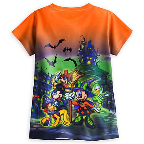 Disney Girl S Shirt 2015 Halloween Minnie Mouse