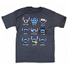 Disney CHILD Shirt - Stitch - Emoticons