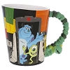 Disney Coffee Mug - Monsters Inc - Mike and Sulley