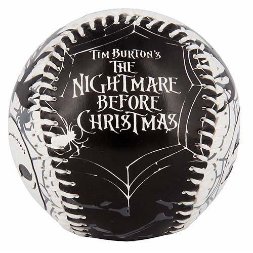 your wdw store -disney collectible baseball - nightmare before christmas