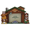 Disney Photo Frame Magnet - Wilderness Lodge - Mickey & Friends