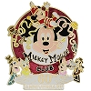 Disney Mickey Pin - Mickey Mouse Club - 60th Anniversary