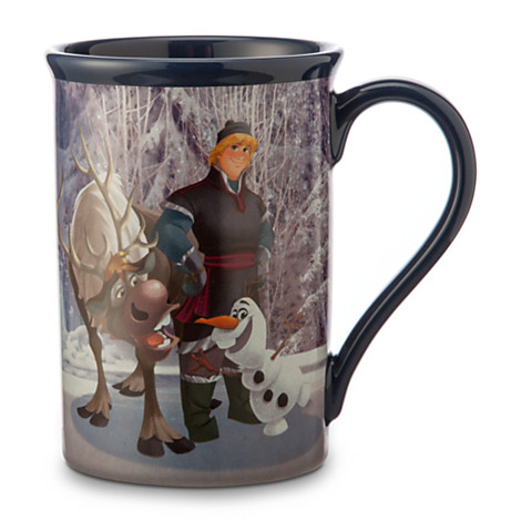 Your WDW Store - Disney Coffee Cup Mug - Frozen Anna and Friends