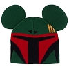 Disney Hat - Beanie Hat w/Ears - Boba Fett - Youth