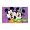 Disney Collectible Gift Card - Spooky Fun - Mickey & Minnie Halloween