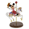 Disney Medium Figure Statue - Jingles and Mickey Mouse