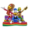 Disney Medium Figure Statue - Three Caballeros