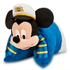 Disney Pillow Pet - Captain Mickey - Cruise Line