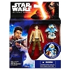 Disney Star Wars Figurine - The Force Awakens Armor Up - Poe Dameron