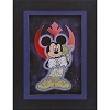 Disney Print - Star Wars Laser Cel -  Jedi Mickey with Yoda