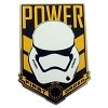 Disney Pin - Star Wars First Order Power - Stormtrooper