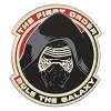 Disney Star Wars Pin - Kylo Ren - The First Order Rule The Galaxy