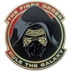 Disney Pin - Star Wars The First Order Rule The Galaxy - Kylo Ren