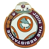 Disney Pin - Star Wars - Join the Resistance BB-8 Spinner