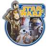 Disney Star Wars Pin - Force Awakens Countdown #1 Droids LE