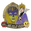 Disney Pin - 2015 Mickey's Not So Scary Halloween Party - Evil Queen