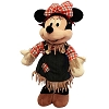 Disney Plush Porch Greeter - Harvest Minnie - 24 inch