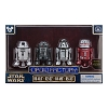 Disney Figurine Set - Star Wars - Droid Factory THE FORCE AWAKENS