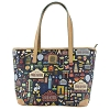 Disney Dooney & Bourke Bag - Food and Wine 2015 - Shopper Tote