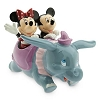 Disney Salt and Pepper Shakers - Dumbo With Mickey And Minnie