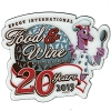 Disney Magnet - Food & Wine Festival 2015 - Chef Figment - 20 Years
