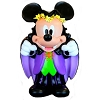 Disney Halloween Popcorn Bucket - Vampire Mickey Mouse