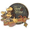 Disney Food & Wine Festival Pin - 2015 Chef Mickey