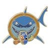 Disney Finding Nemo Pin - Bruce, Dory, and Marlin