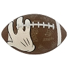Disney Football - Walt Disney World Mickey Hands