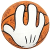 Disney Basketball - Walt Disney World Mickey Hands