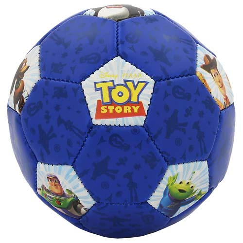 Toy Story Ball : Disney soccer ball toy story characters