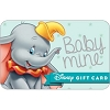Disney Collectible Gift Card - Dumbo - Baby Mine