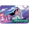 Disney Collectible Gift Card - Aladdin and Jasmine - Magic Carpet Ride